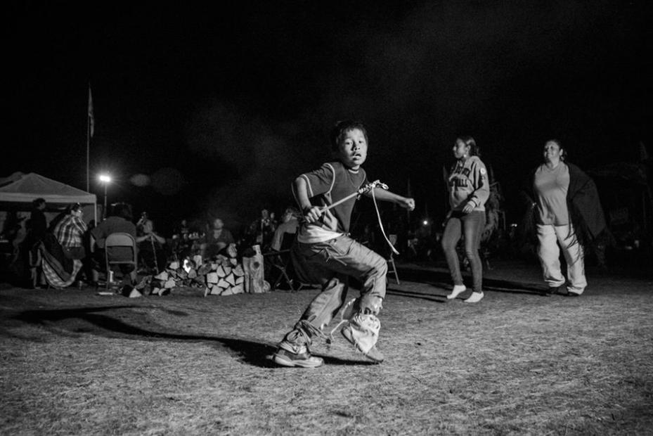We Are Still Here, Photo by Josué Rivas