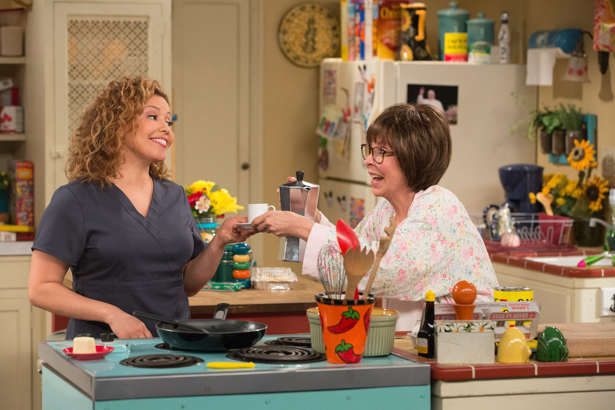 """The Latina Stars of 'One Day at a Time' Share Their Thoughts on the Term """"Latinx"""""""