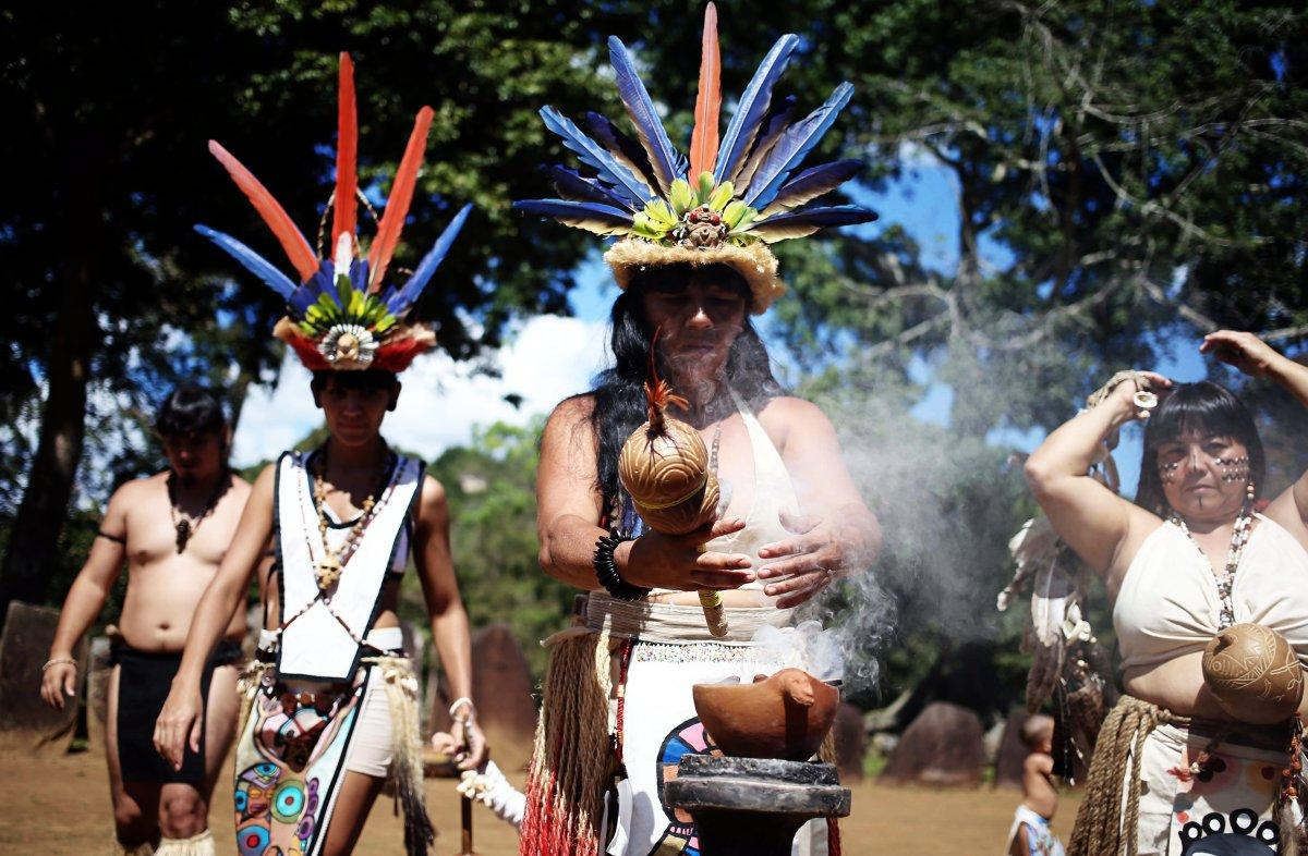 By Focusing On Indigenous Heritage Puerto Rico Is