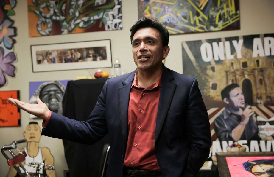 'Librotraficante' Tony Diaz Launches a First of Its Kind Latino Bookstore in Downtown Houston
