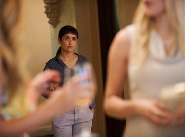 Salma Hayek on Why 'Beatriz at Dinner' Is the Perfect Drama For Today's Political Landscape