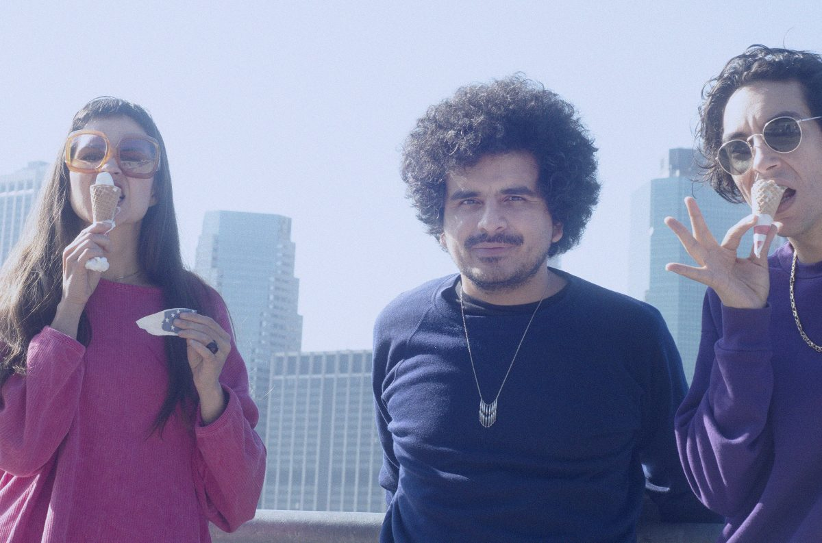 """Buscabulla and Helado Negro Unveil """"Frío,"""" a Collab Dreamed Up in Synth Heaven"""