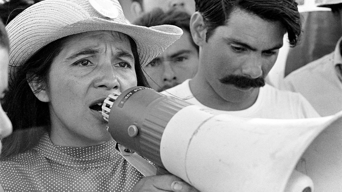 TRAILER: The Documentary Celebrating Dolores Huerta's Tireless Activism Has a Release Date