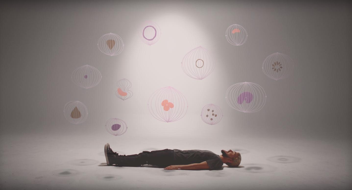 """Gabriel Garzón-Montano Dances His Way Into Our Hearts in the Abstract """"Crawl"""" Video"""