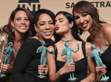 'OITNB' Takes Home Best Ensemble at SAG Awards and Uses Their Speech to Celebrate Diversity