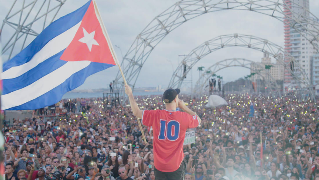 Major Lazer & The Rolling Stones' Concert Films Document the End of Music Censorship in Cuba