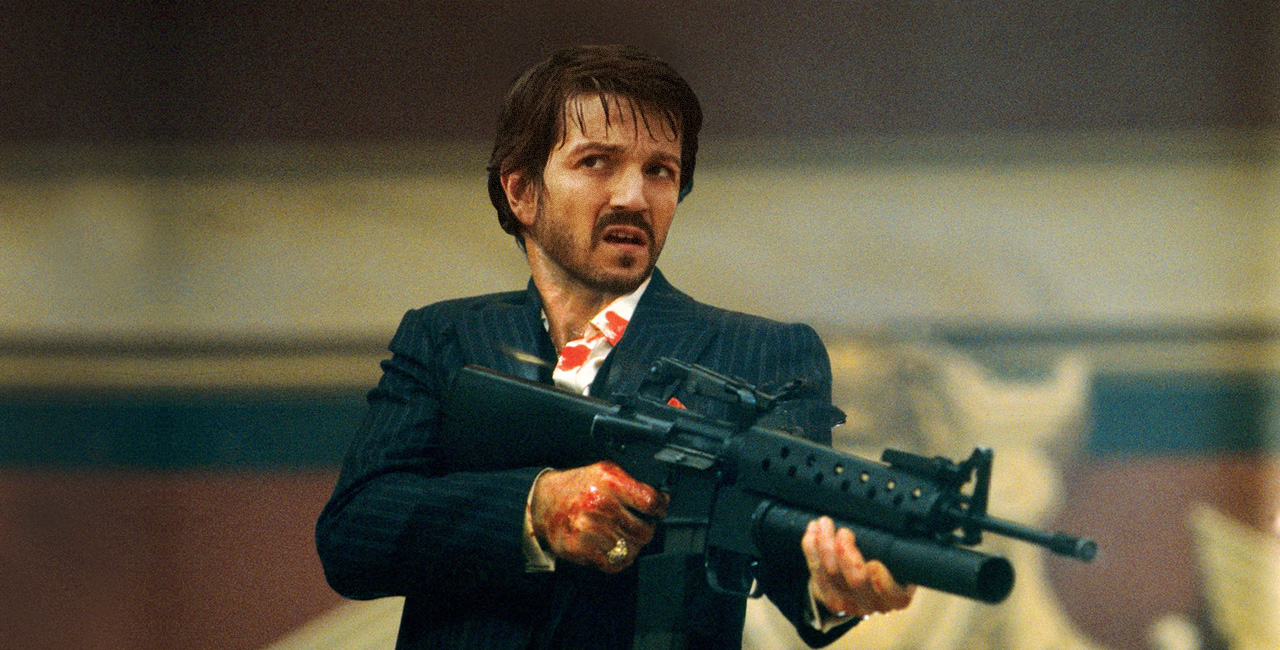 The Diego Luna 'Scarface' Remake Gets a New Writer, And He's Actually Mexican
