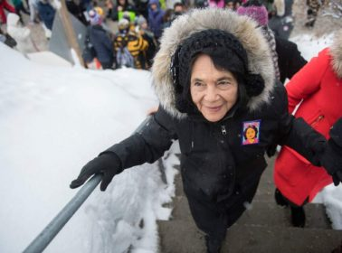 Dolores Huerta and a Star-Studded Crowd Took to the Streets at the Sundance Women's March
