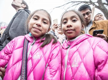 What the Women's March on Washington Meant For Young Latinxs