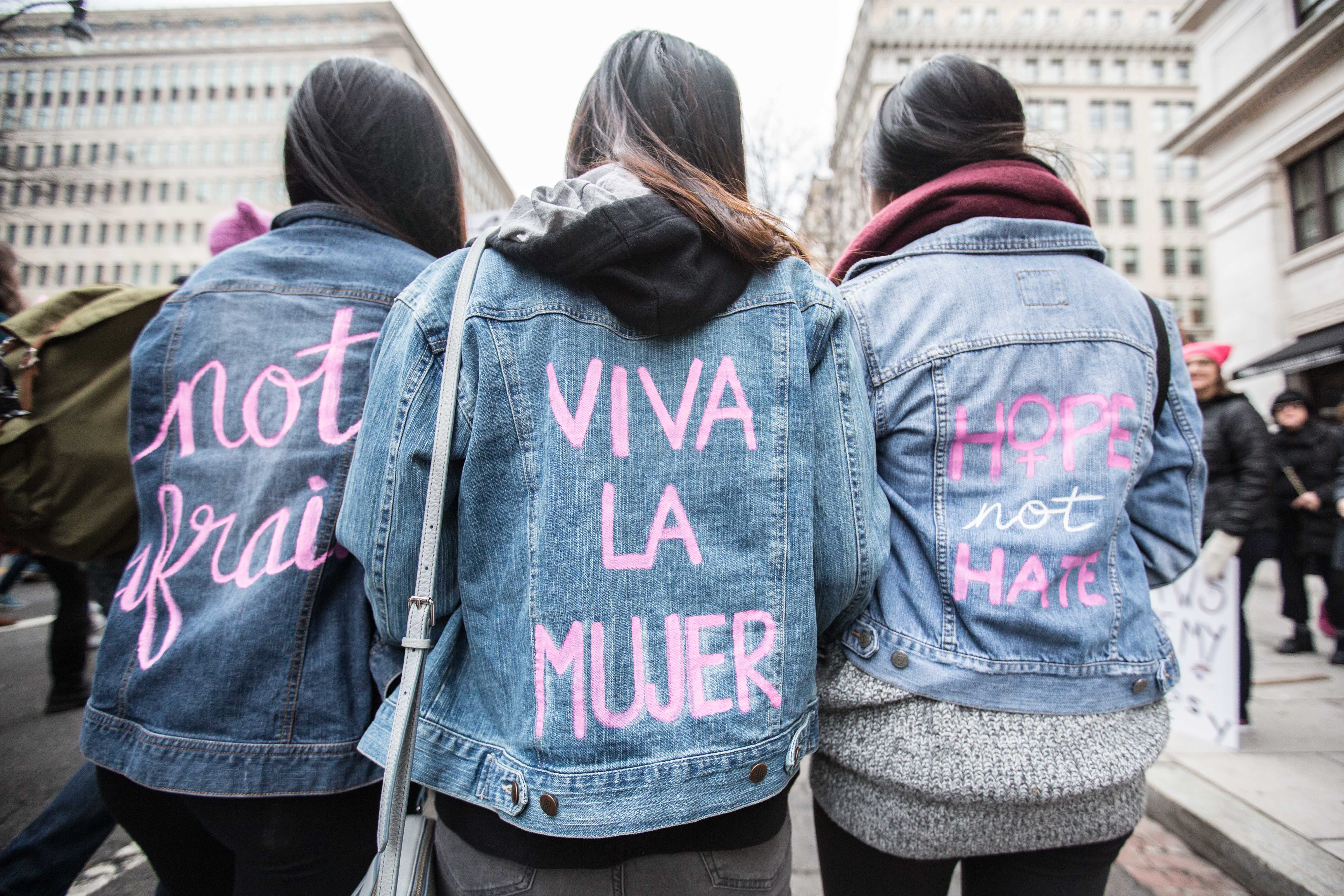 How Latinas Have Helped Shape the 2019 Women's March