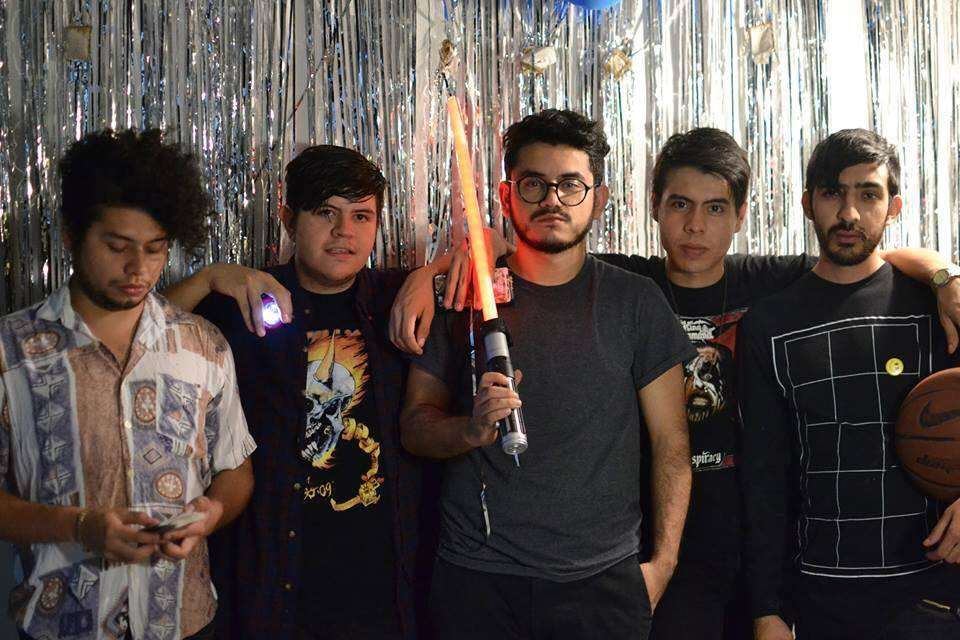 Meet Young Tender, Monterrey's Retro Cool Crusaders of 80s Pop