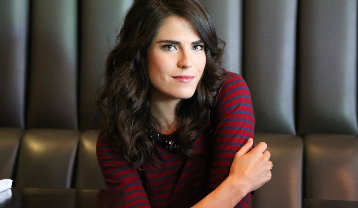 Ahead of New Bilingual Rom-Com, Karla Souza Reflects on the Benefits of Speaking Two Languages