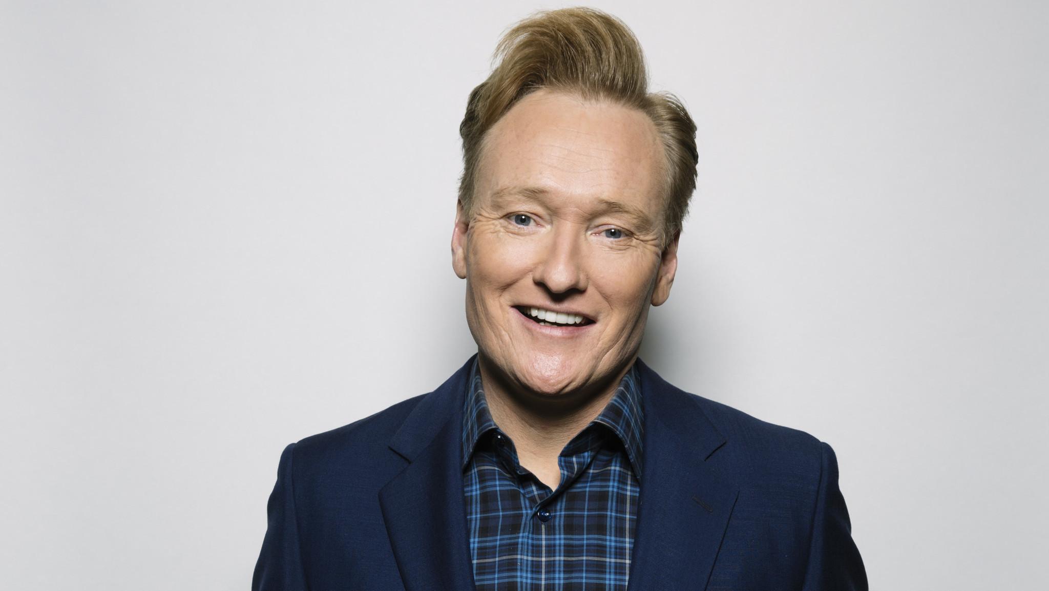 Conan O'Brien Wants Your Mexico-Themed Fan Art for His Mexico City Episode
