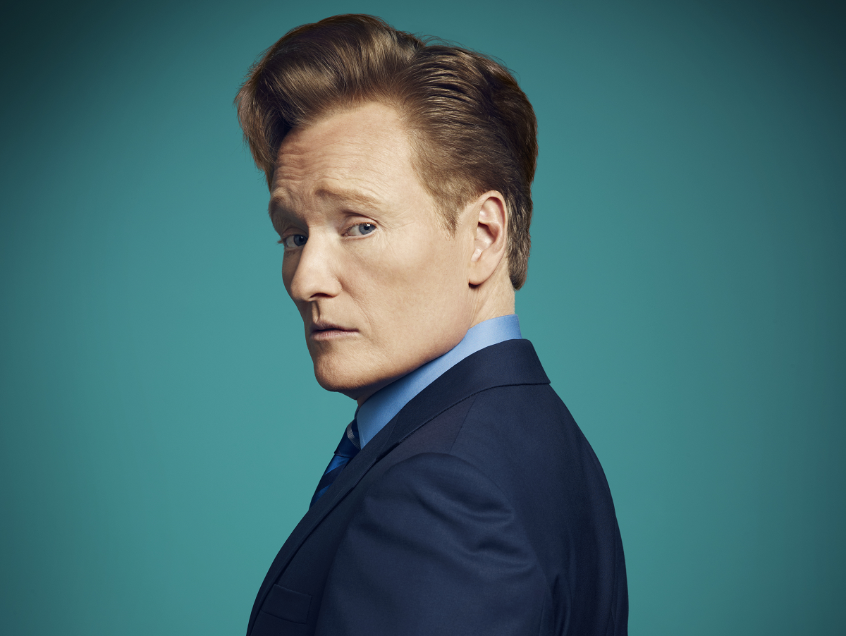 """Conan O'Brien's """"Made in Mexico"""" Show Books Diego Luna and Vicente Fox as Guests"""