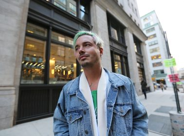 "J Balvin Returns to Reggaeton With Surprise Track ""Ahora"""