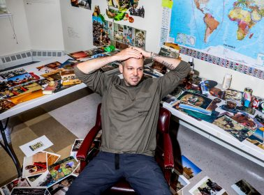 Residente Talks Directing a Doc & How Taking a DNA Test Changed His Music