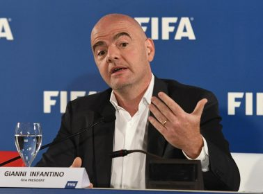 FIFA President Says Trump's Muslim Ban Could Sink US Bid for 2026 World Cup