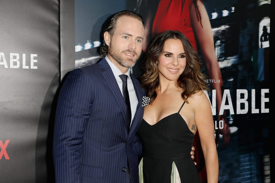 Possible Kate Del Castillo Hologram At Ingobernable Mexican Premiere