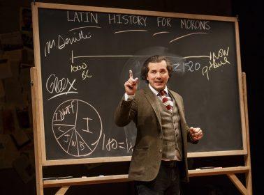 John Leguizamo's Broadway Show 'Latin History for Morons' Is Coming to Netflix