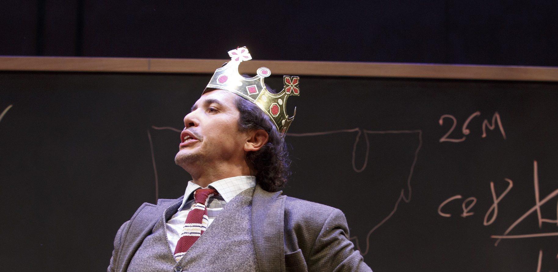 TRAILER: John Leguizamo's Broadway Show 'Latin History for Morons' Comes to Netflix in November