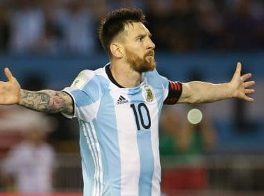 Lionel Messi Suspended For Four Argentina Matches After Cursing Out Assistant Referee