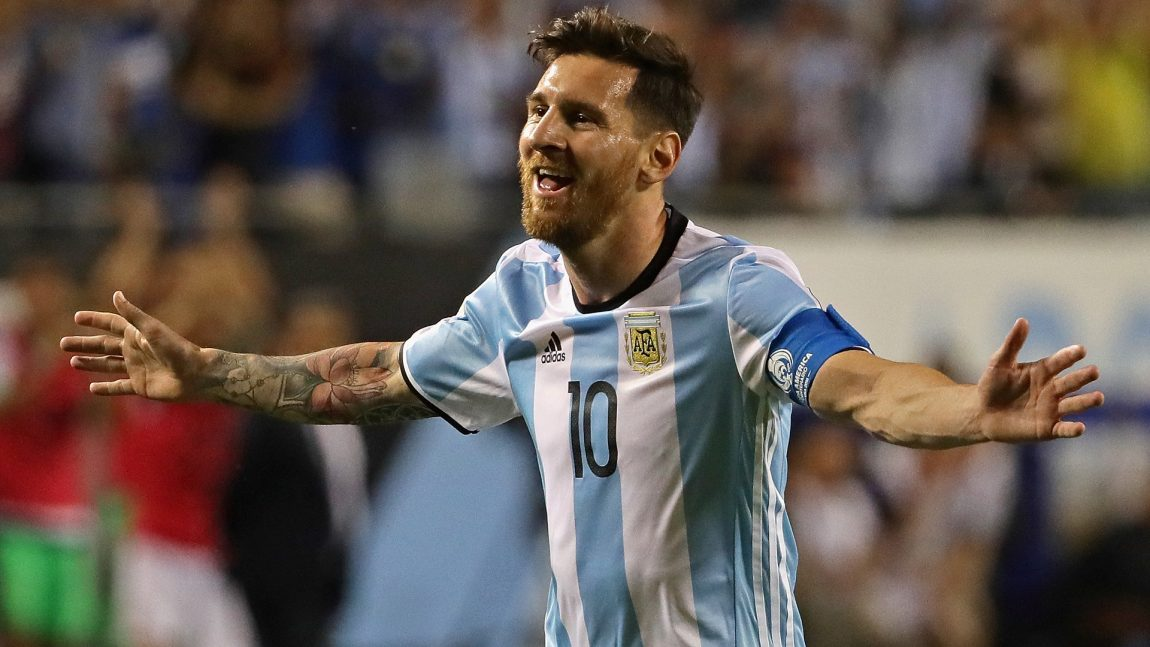 Image result for argentina new national team