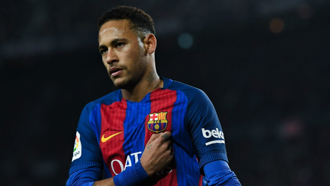 Neymar gives PSG painful reminder of what might have been