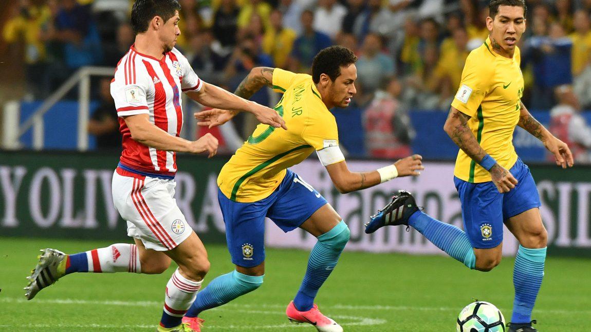 World Cup Qualifiers Neymar