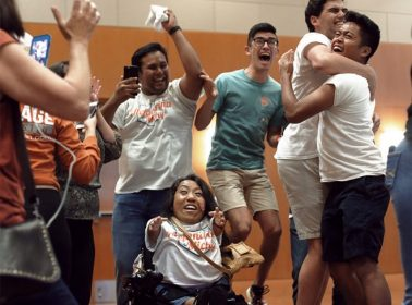 Meet Alejandrina Guzmán, the First Latina and First Disabled Student Body President at UT