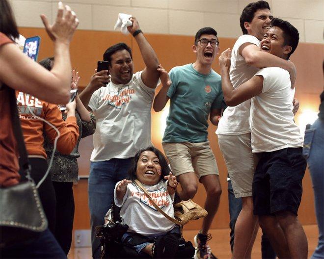Meet Alejandrina Guzmán, the First Latina and First Disabled Student Body President at UT  Meet Alejandrin...