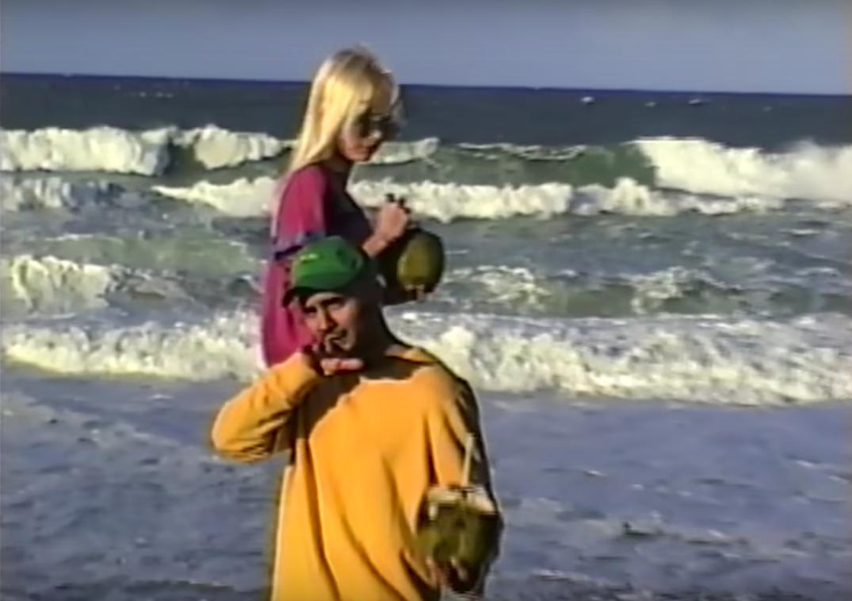 "Álvaro Díaz Falls for a Coconut-Addicted Alien in the ""Mantecado de Coco"" Video"