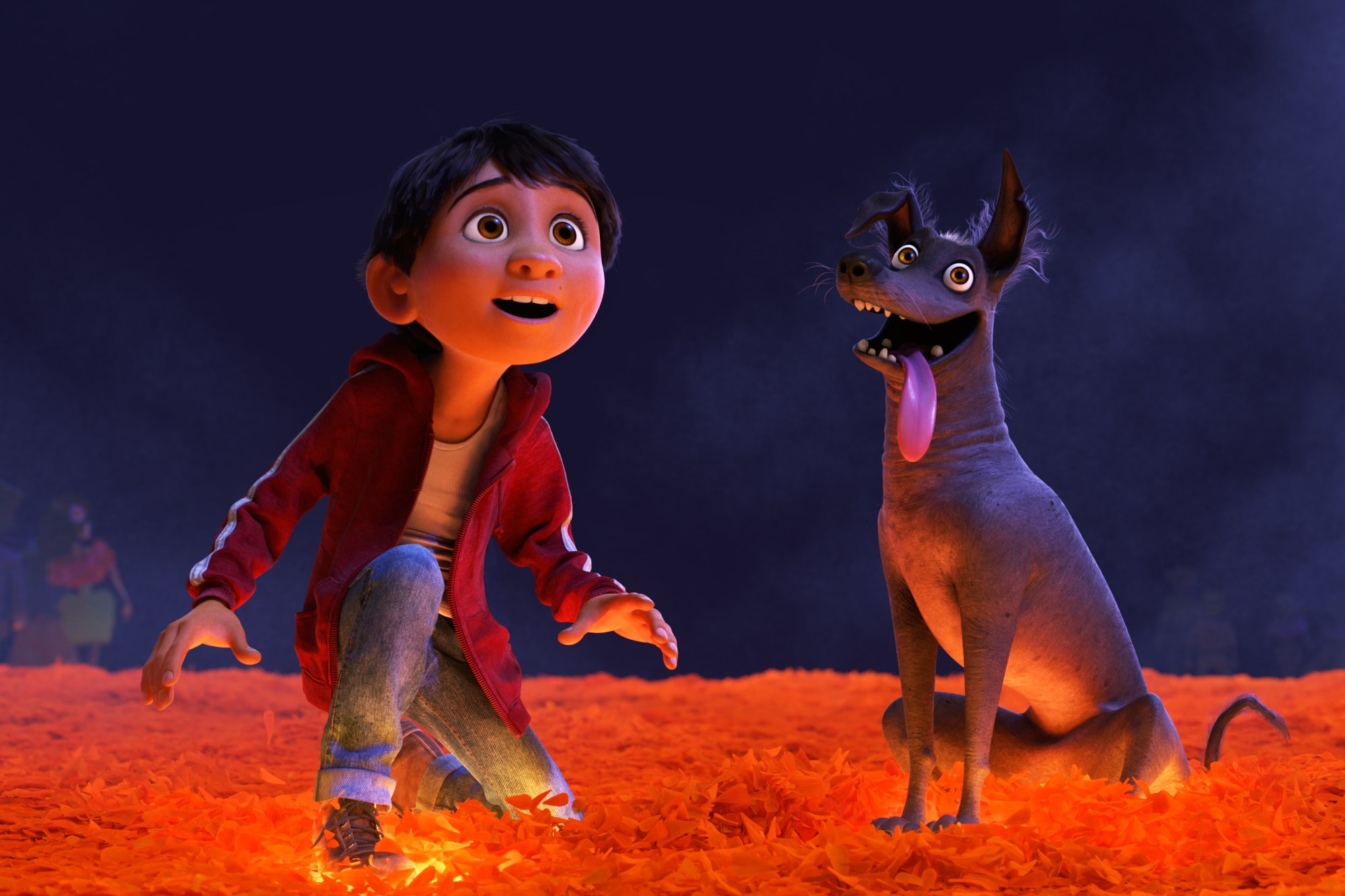 Miguel and Natalia Lafourcade Are Collaborating on a Song for Pixar's 'Coco'