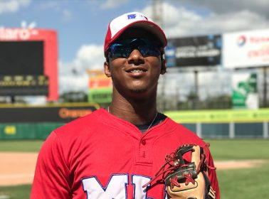 MLB's International Prospect Showcase Is Shifting Power Back to Young Latino Peloteros