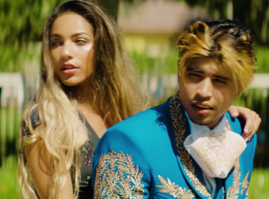 "Kap G Hits Up a Pill-Popping Pool Party in Full Charro Garb in the ""Freakin N Geekin"" Video"
