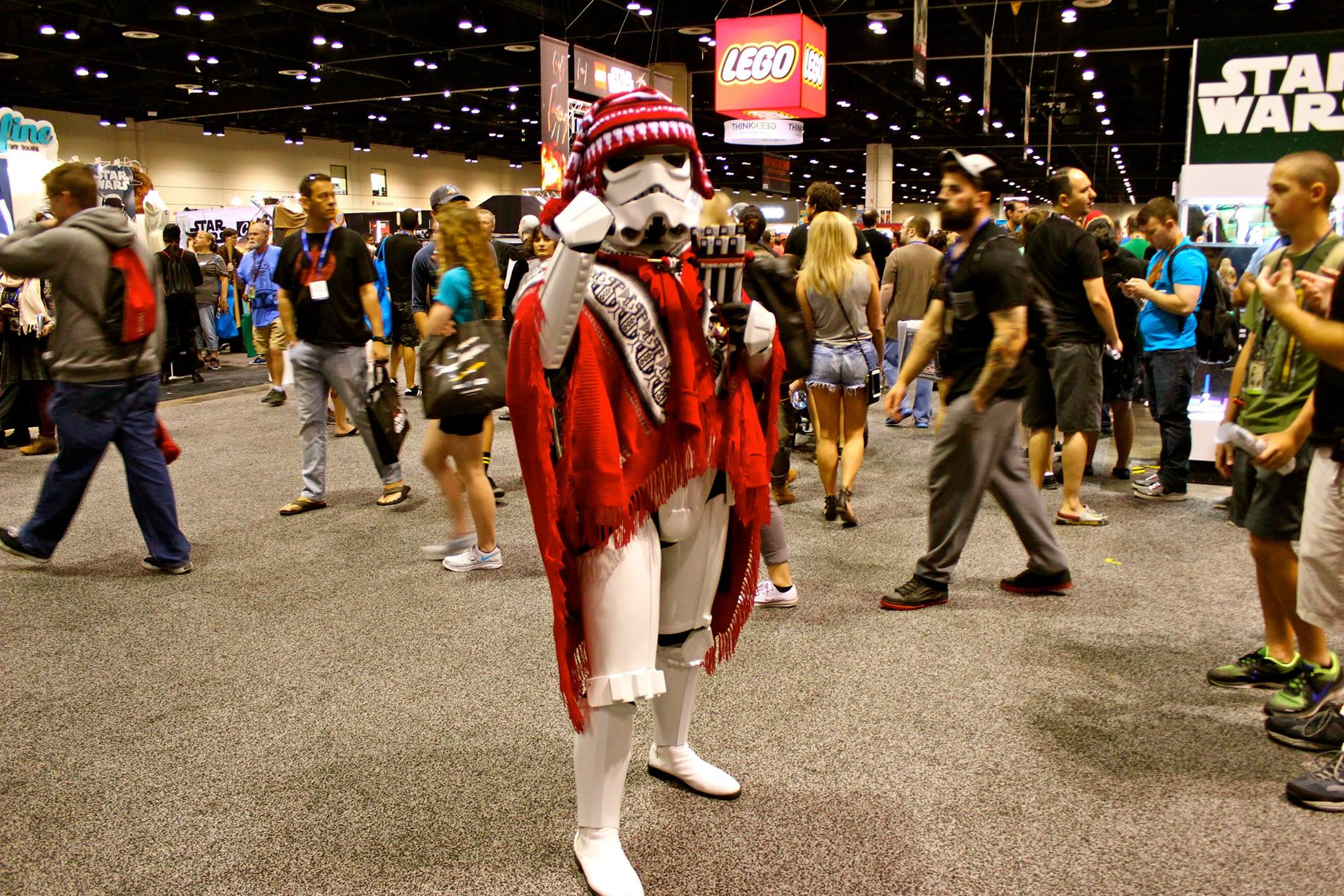 Meet the Peruvian Cosplayers Who Conquered This Year's Star Wars Celebration