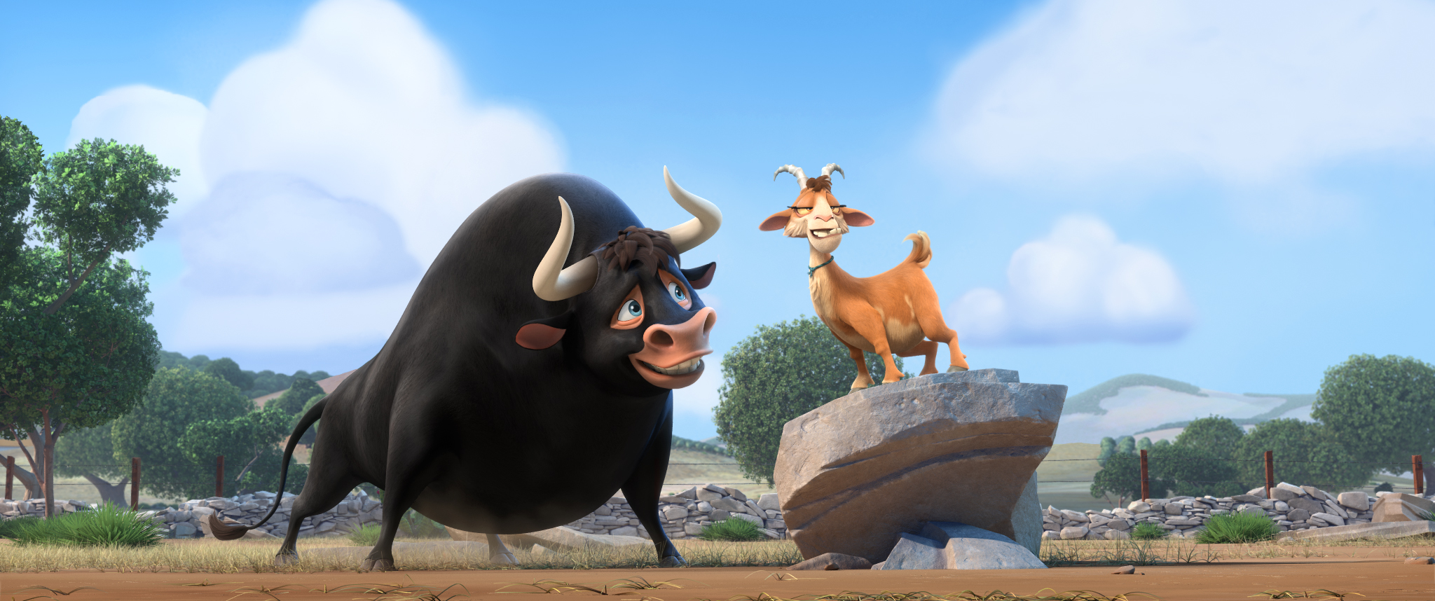 Meet the Latino Cast of 'Ferdinand,' the 3D Animated Film About a Pacifist Spanish Bull