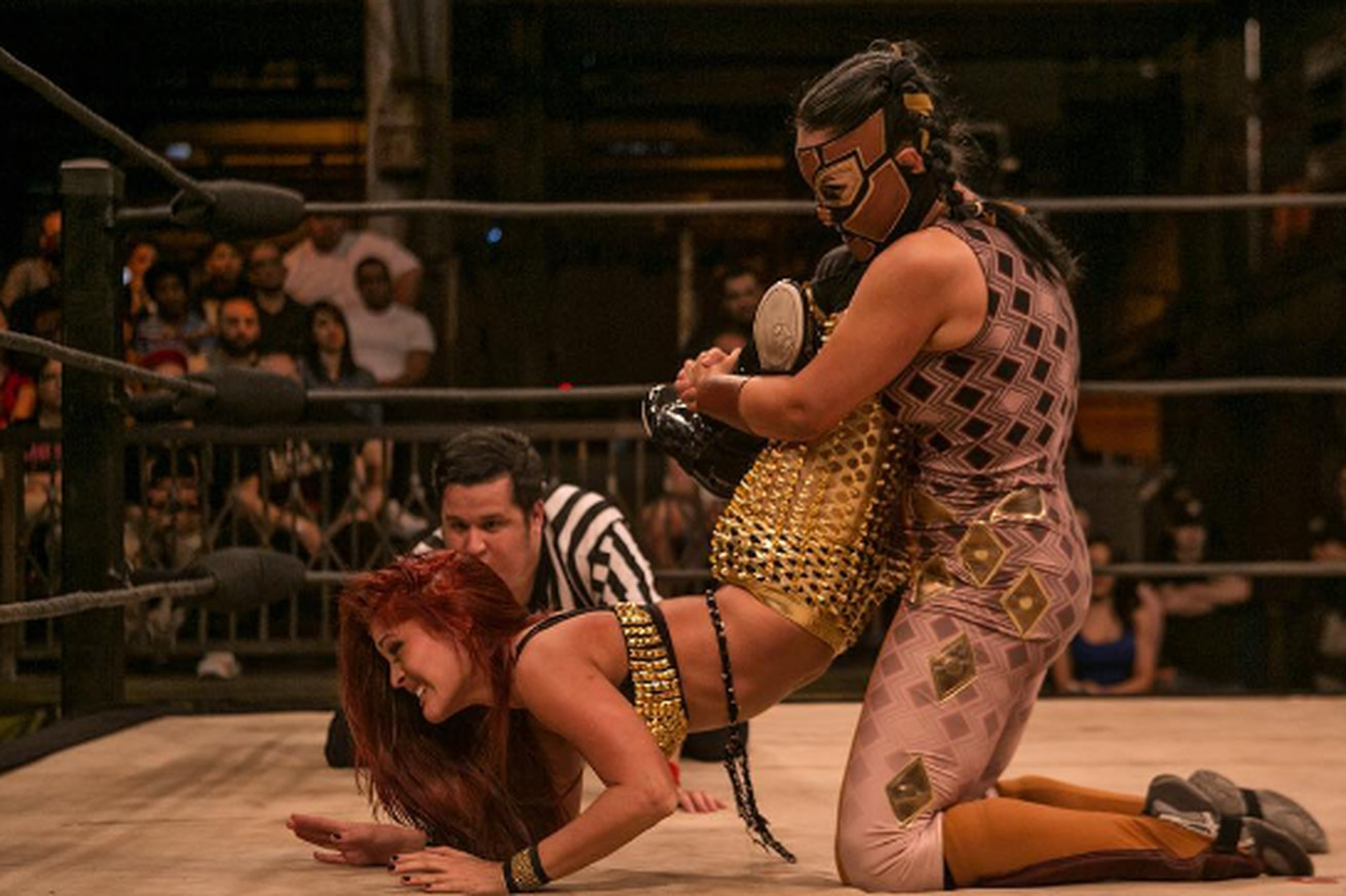 Could WWE's Upcoming Women's Tournament Spell Disaster for Lucha Underground?