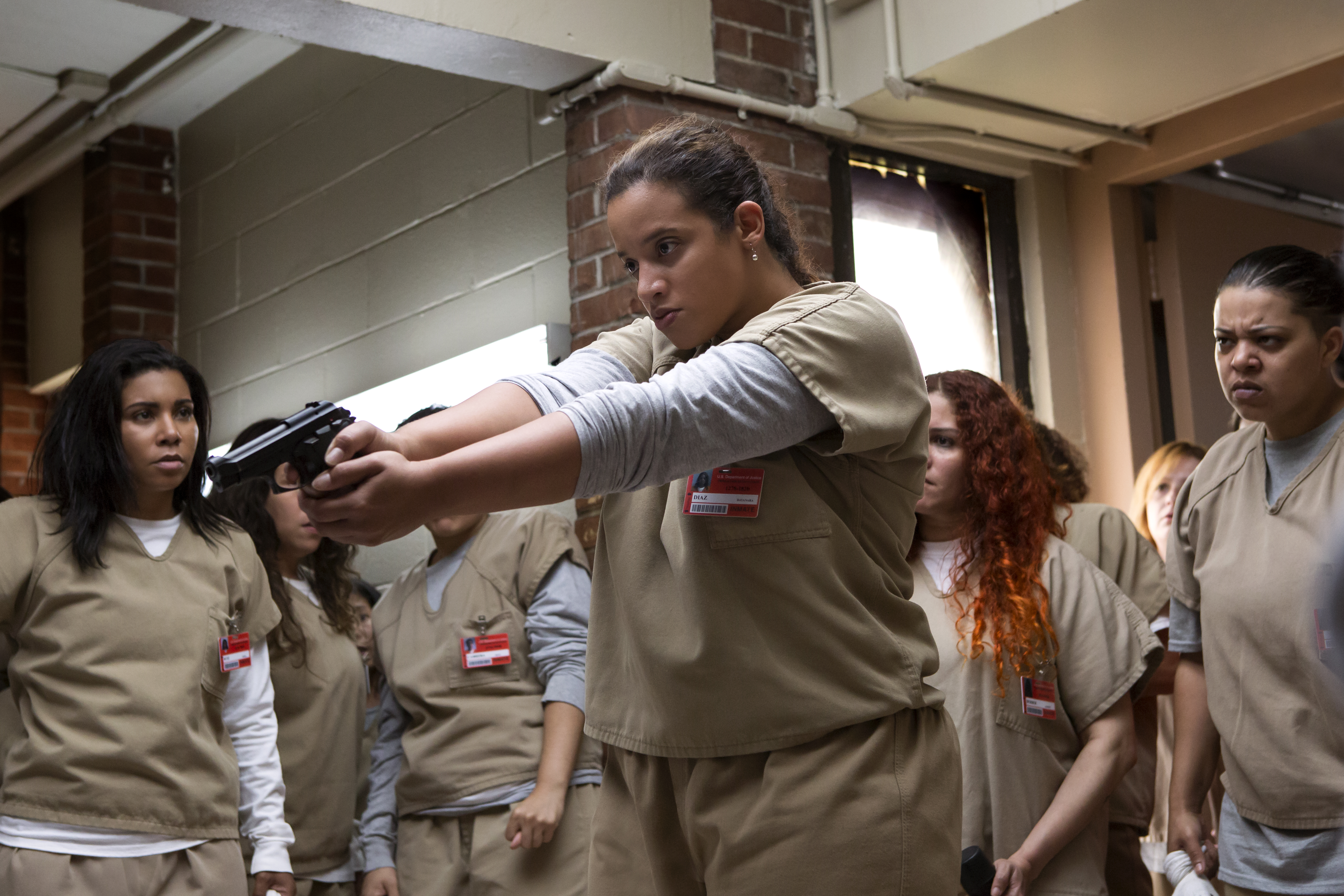 TRAILER: OITNB's Prison Riot Plotline Takes a Crazy Turn in Intense Season 5 Teaser