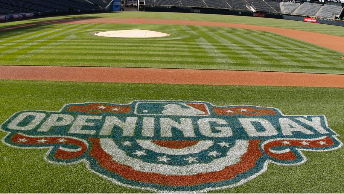 Major League Baseball Opening Day