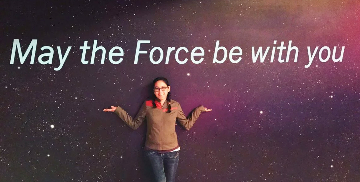 Meet Teresa Delgado, a Fangirl Who Turned Her Love of 'Star Wars' Into a Podcast Empire