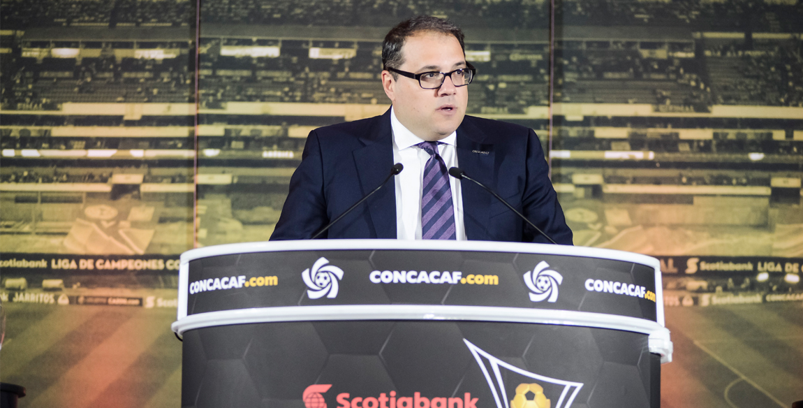 """CONCACAF President Talks About Trump's Effect on 2026 World Cup Bid: """"Soccer Is Above All of That"""""""
