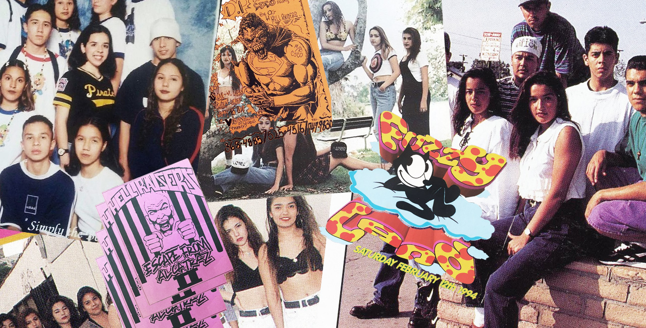 LACMA's First Instagram Artist in Residence Is the Woman Behind Viral 90s Chicano Homage