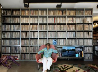 Meet Gladys Palmera, the Woman Who Has Collected 50,000 Latin Music Records