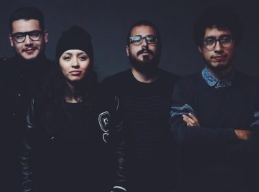 "Mondragón Debuts Four-Piece Band With Soaring New Single ""Repite"""