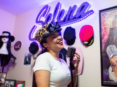 A Glimpse Into the Life of a Selena Tribute Artist