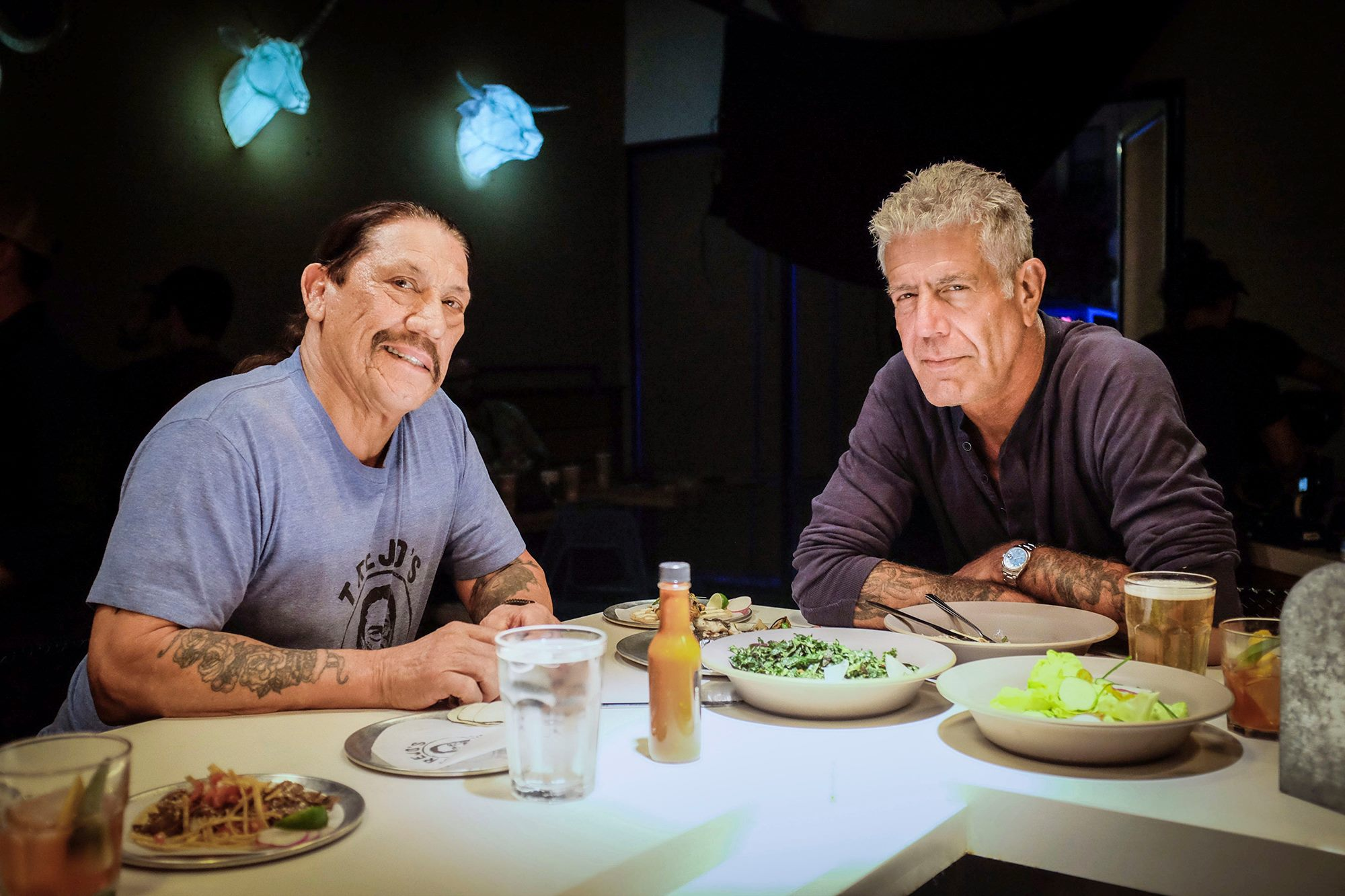 Anthony Bourdain's 'Parts Unknown' Takes a Deep Look at Los Angeles' Mexican Food Scene