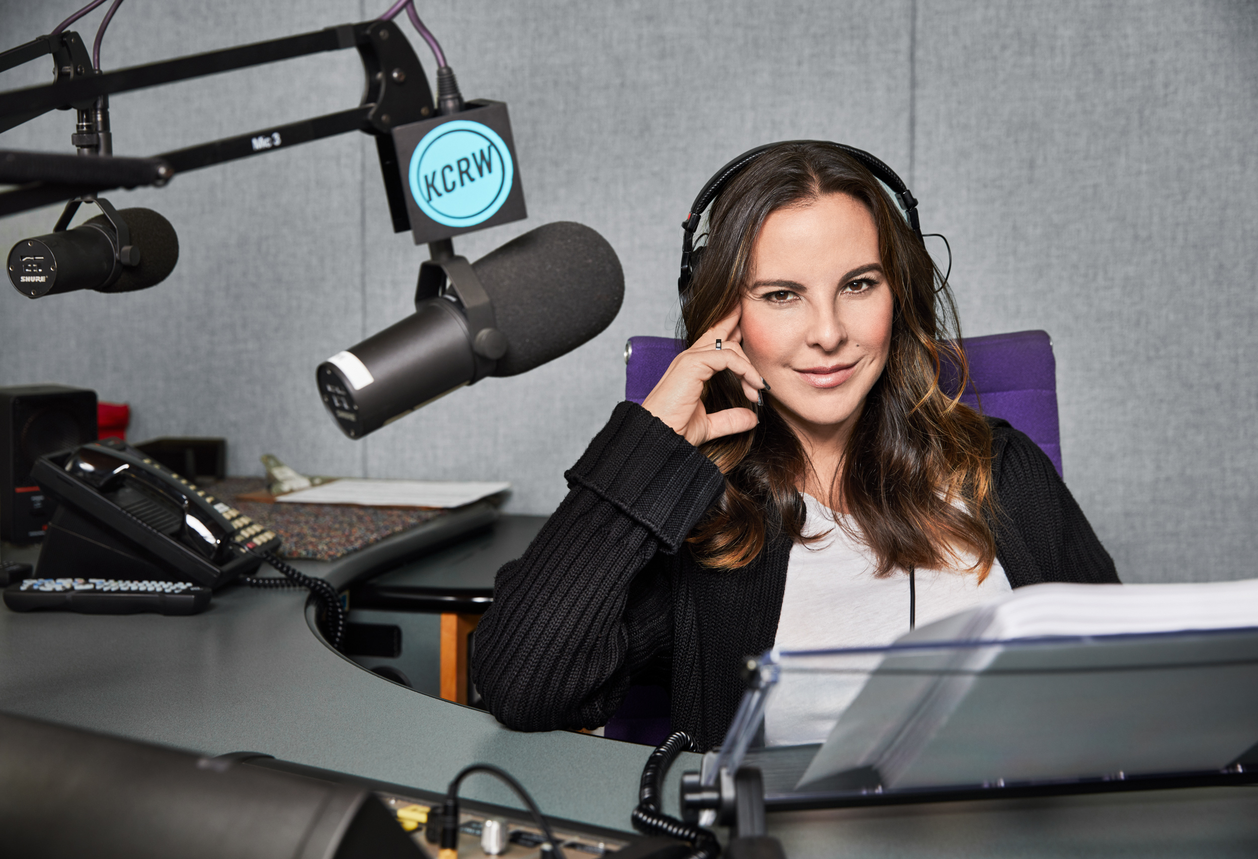 Kate Del Castillo Stars in KCRW's First-Ever Bilingual Radionovela 'Celestial Blood'