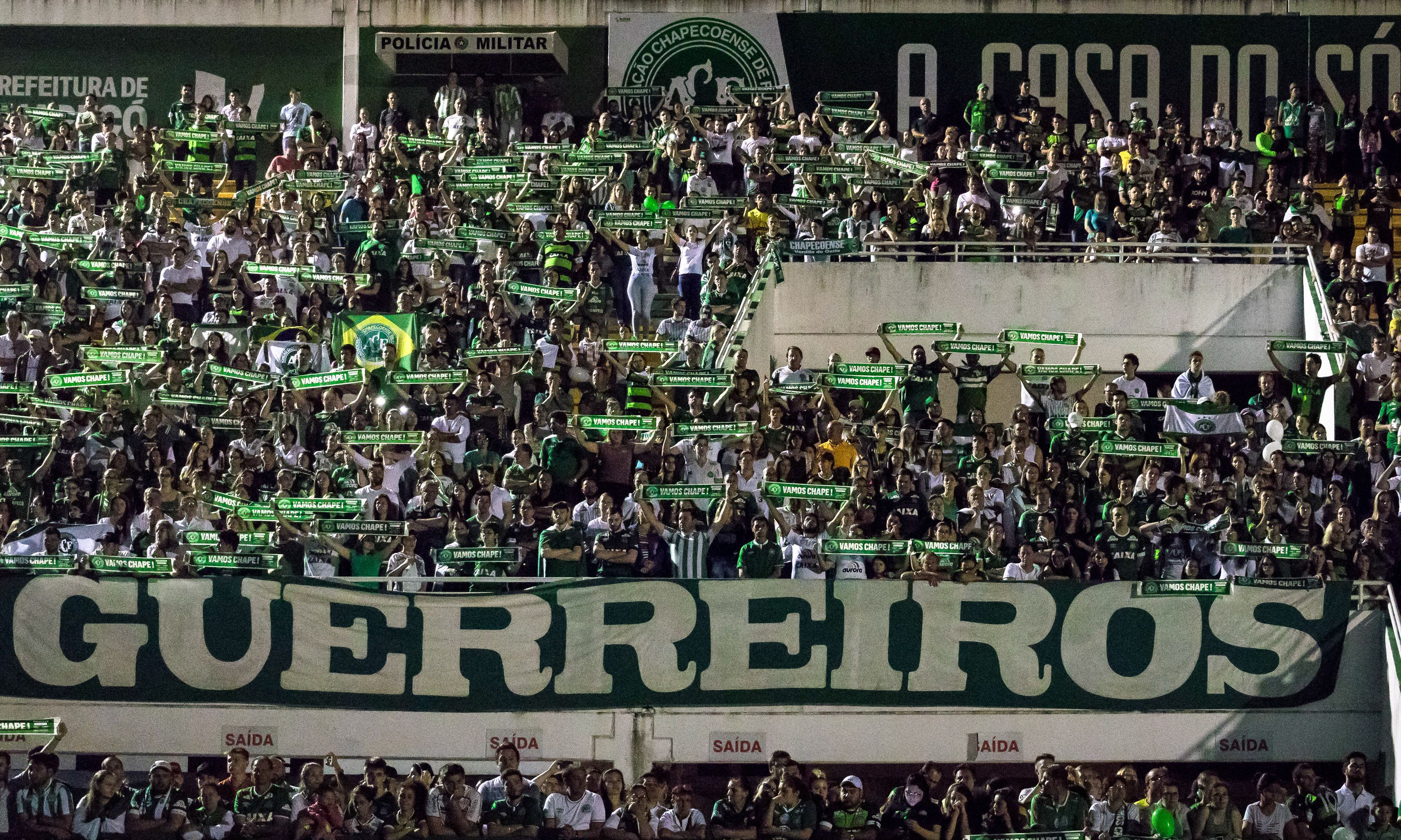 AS Roma Is Teaming Up With the Vatican to Host Chapecoense for a Charity Match