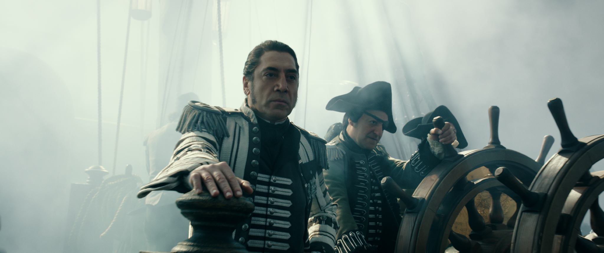 Exclusive Clip: Meet the Terrifying Villain Played by Javier Bardem in 'Pirates of the Caribbean: Dead Men Tell No Tales'