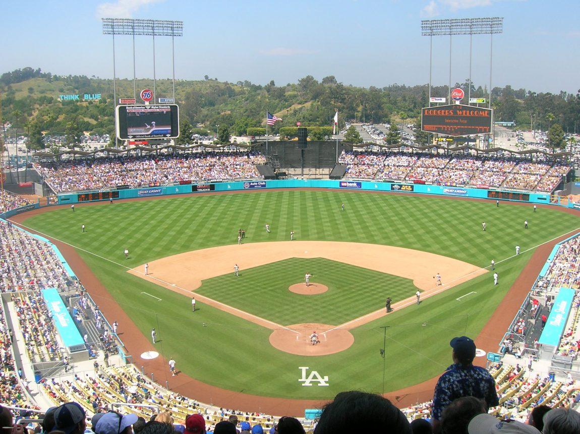 Canelo Dodger Stadium